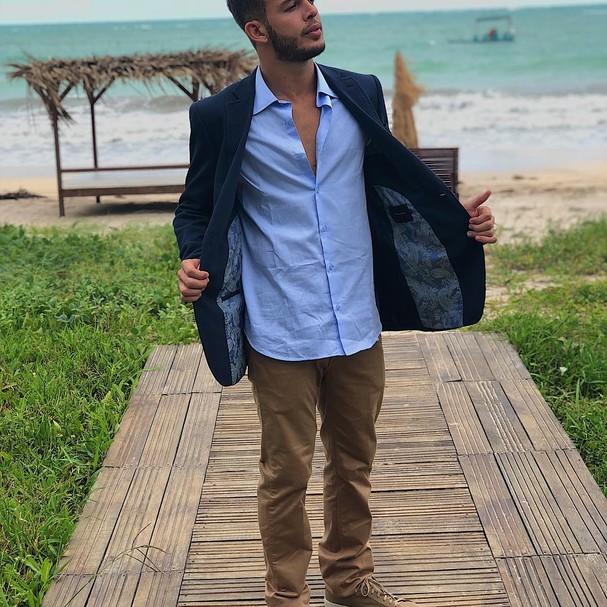 Kaio Oliveira (Foto: Instagram/Reprodução)