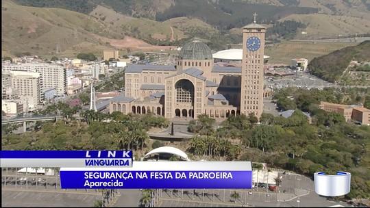 Santuário de Aparecida reforça segurança para festa de 300 anos