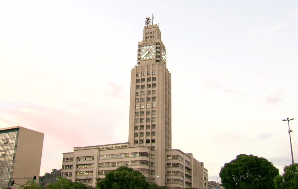 Central do Brasil em foto de 2018 — Foto: Reprodução/TV Globo