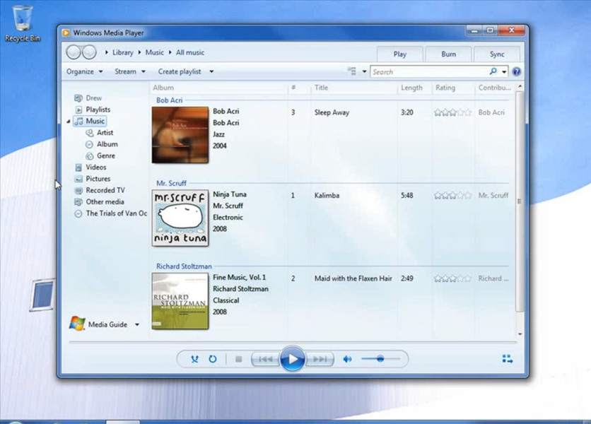 how to make video from windows media player