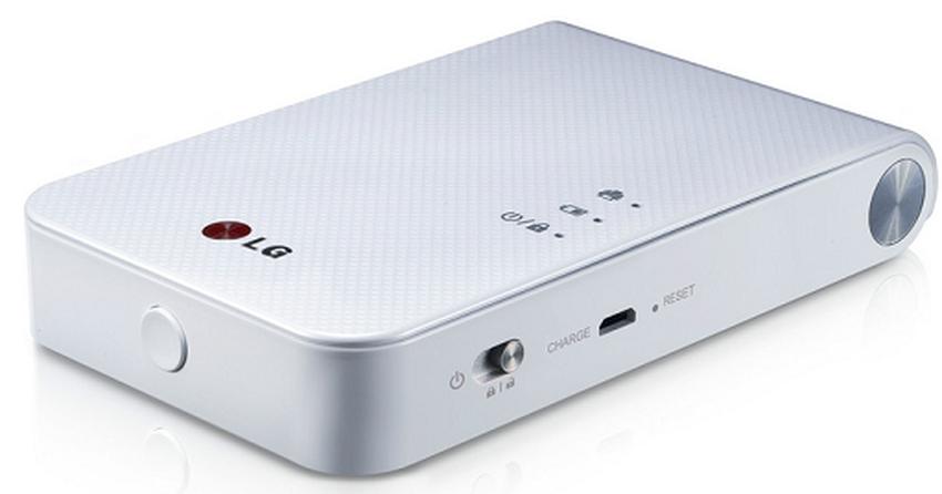 LG vai mostrar na CES 2014 nova impressora de fotos portátil mais fina