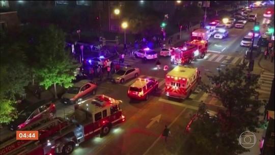 Tiroteios em Washington deixam 1 morto e 8 feridos
