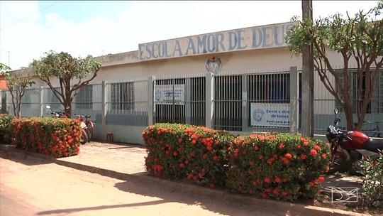 Pais de alunos denunciam falta de aula em escola em Codó