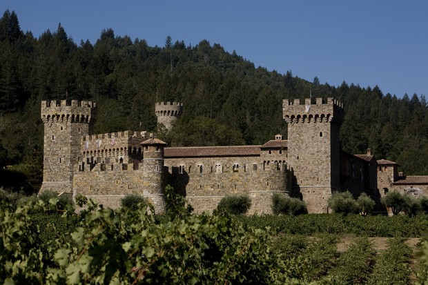 Castello di Amorosa (Foto: Getty Images)