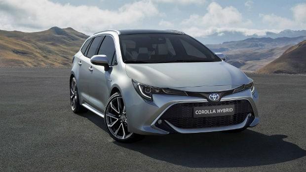Toyota Corolla Touring Sports 2019 (Foto: Divulgação)