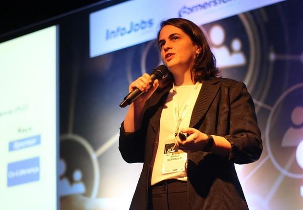 Maria Cristina Sampaulo, vice-presidente de recursos humanos do Goldman Sachs (Foto: Divulgação)