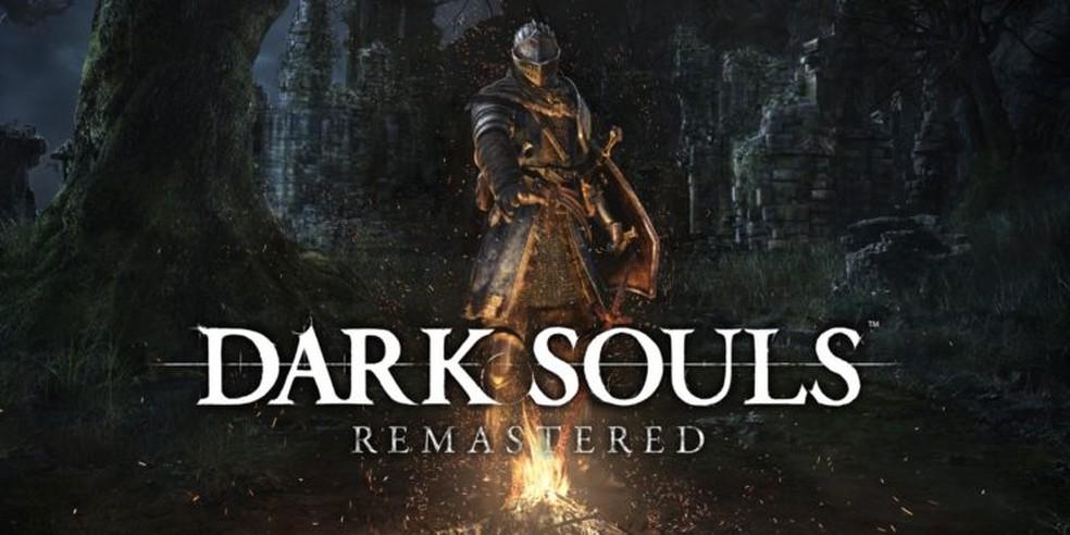 Dark Souls Remastered chega hoje