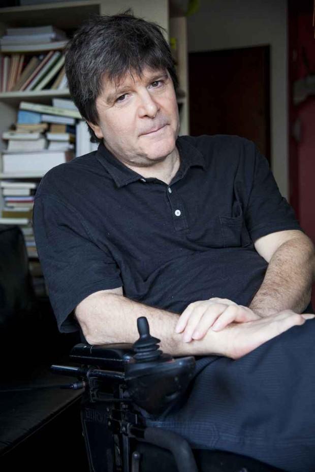 O escritor Marcelo Rubens Paiva (Foto: Julia Moraes)