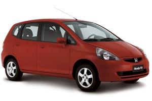 Honda Fit 2003-2004 (Foto: Divulgação)