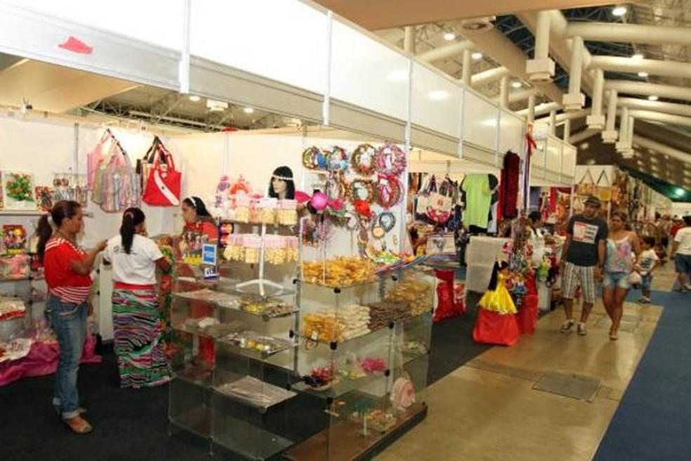 feiradoartesanato - Feira Internacional de Turismo da Amazônia expõe serviços de empresas de turismo e gastronomia