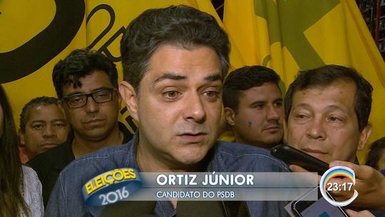 Ortiz Jr. fica em 1° lugar em Taubaté, mas resultado não é homologado
