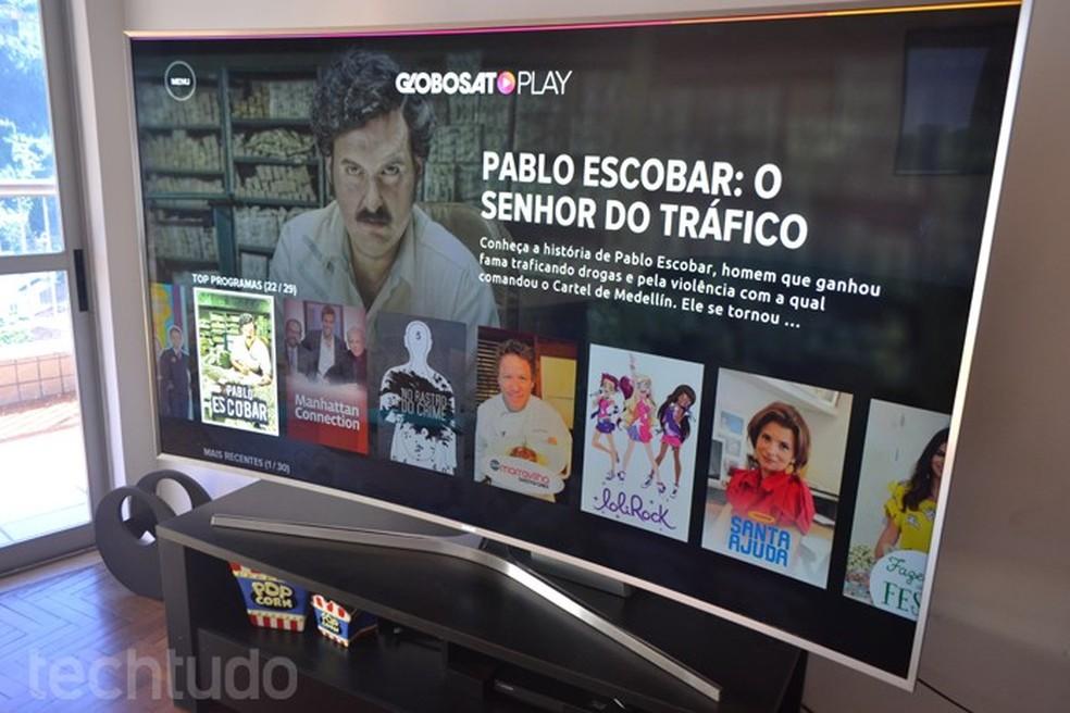 Espelhe a tela do PC em TVs compatíveis com conexão sem fio — Foto: Melissa Cruz/TechTudo