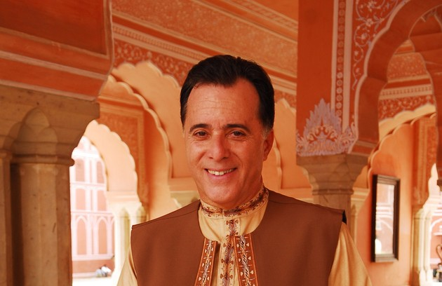 Em 'Caminho das Índias', Tony foi Opash (Foto: João Miguel Júnior/TV Globo)