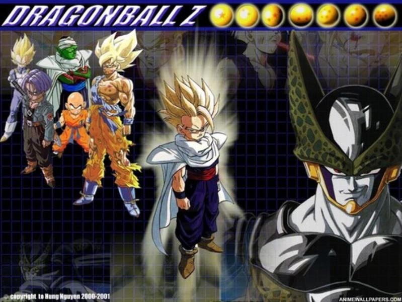 Baixa Papel De Parede Ps3: Papel De Parede: Dragon Ball Z
