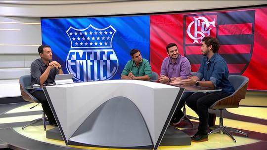 Comentaristas analisam qualidades e momento de Vinicius Junior