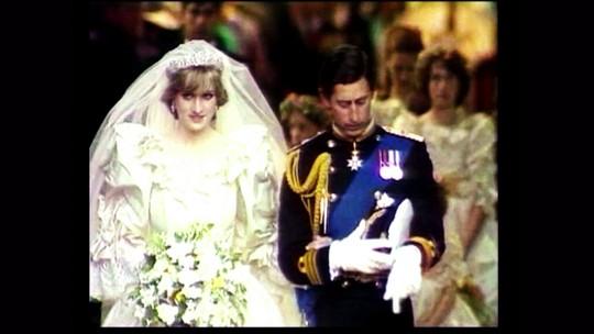 Arquivo N: relembre grandes casamentos reais
