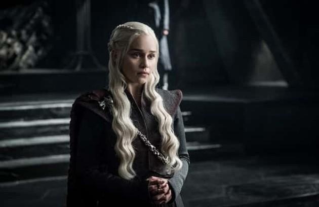 Há quem diga que Daenerys pode terminar louca, como o pai, o Rei Louco, ou até morrer. Nesse último caso, o trono ficaria com Jon (Foto: HBO)