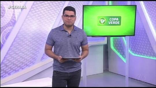 Vídeo: Veja a íntegra do programa Globo Esporte Pará desta segunda-feira, dia 16
