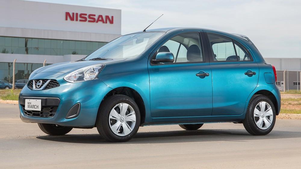 Nissan March 1.0 Conforto: R$ 39.990