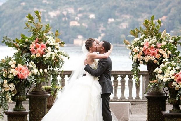 John Legend e Chrissy Teigan festejam casamento (Foto: Instagram/Reprodução)