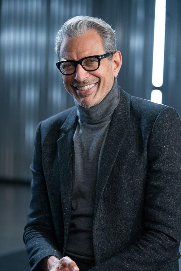 Jeff Goldblum (Foto: Divulgação/AMC)