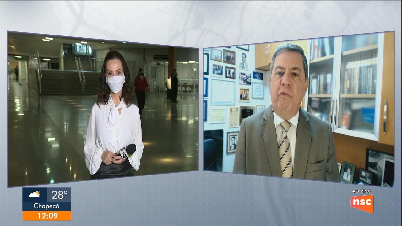 Ginecologista condenado por violação sexual de pacientes em SC recorre da decisão