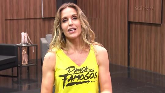 'Dança dos Famosos': participantes mostram ansiedade para salsa