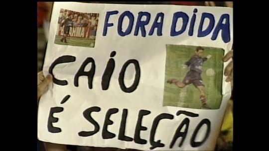 Lista GE: os 10 rolês mais aleatórios na história do Campeonato Brasileiro