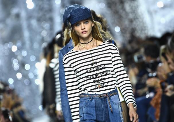Dior verão 2018 (Foto: Getty Images)