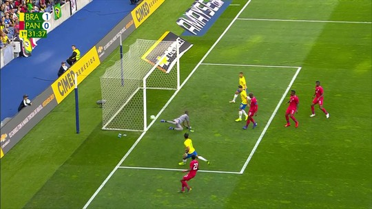 Paquetá marca, e Panamá empata em impedimento: veja os gols do amistoso