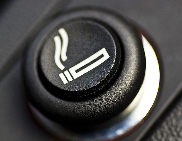 Acendedor de cigarros (Foto: Shutterstock)