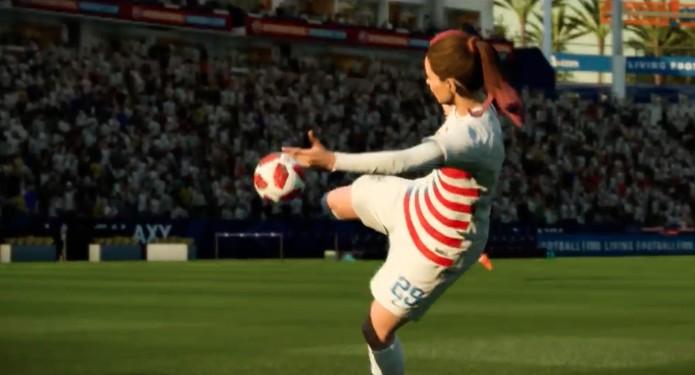 FIFA 19 (Foto: Reprodução / TechTudo)