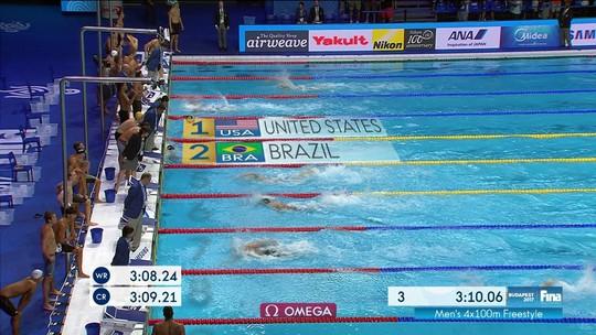 Grupo no WhatsApp, preleção e pacto: os segredos do 4x100m de prata do Brasil