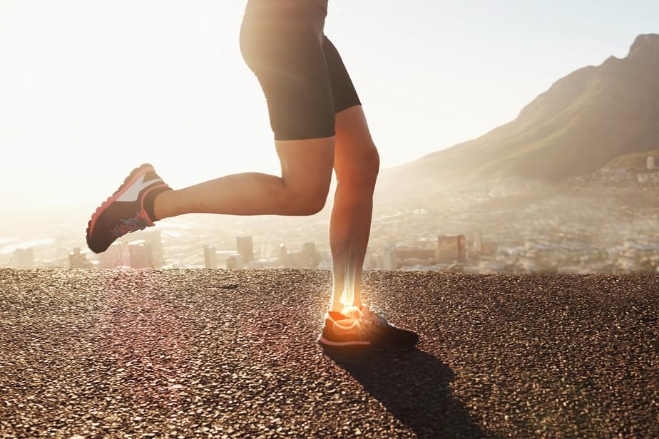 Descubra as cinco lesões mais comuns entre os corredores