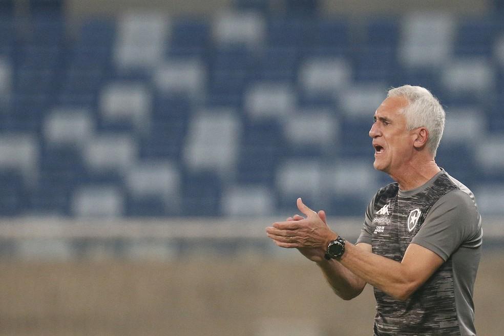 — Foto: Vitor Silva/Botafogo