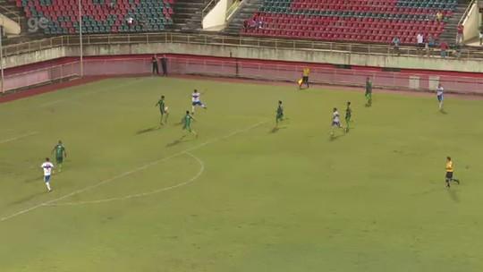 """Tião critica arbitragem após empate no 1° jogo da final do Acreano: """"Fomos prejudicados"""""""