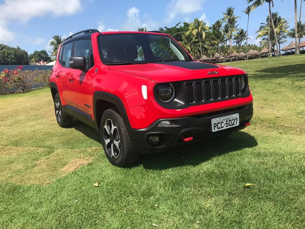 Jeep Renegade Ganha Visual Atualizado No Brasil Veja Precos Auto Esporte G1