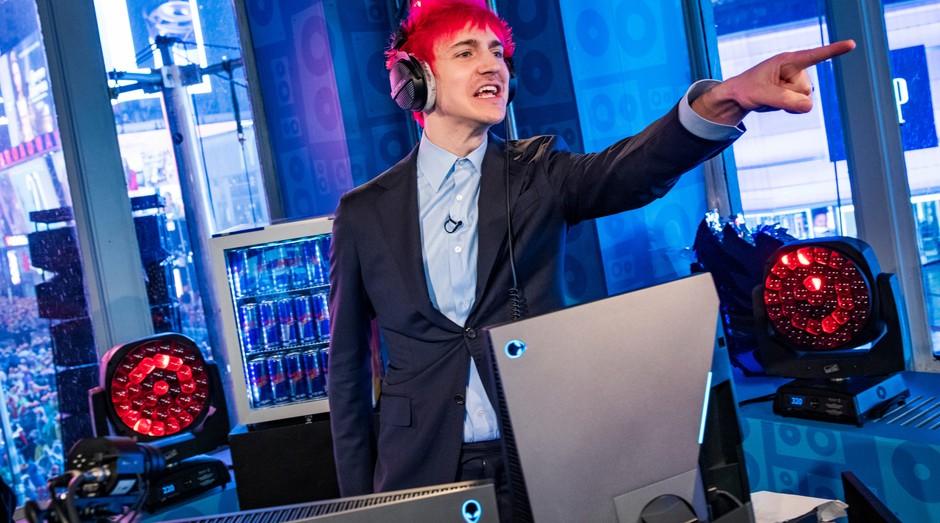 Tyler Blevins, conhecido como Ninja, é um dos jogadores mais famosos de Fortnite e já tem patrocínios de empresas como Red Bull e Samsung (Foto: Divulgação/Red Bull)