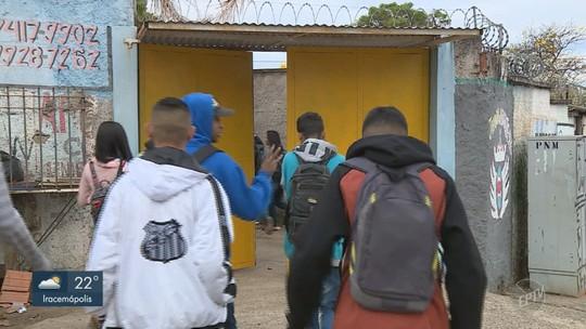 Com nota baixa no Ideb, alunos de Limeira apontam falta de estrutura em escola e má qualidade de ensino