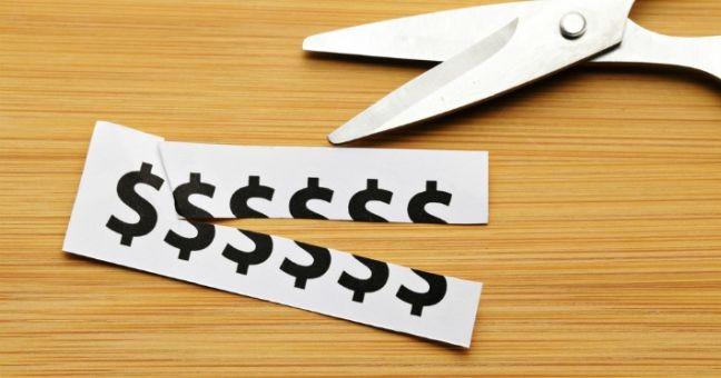 Corte, gastos, cifrão (Foto: Arquivo Google)