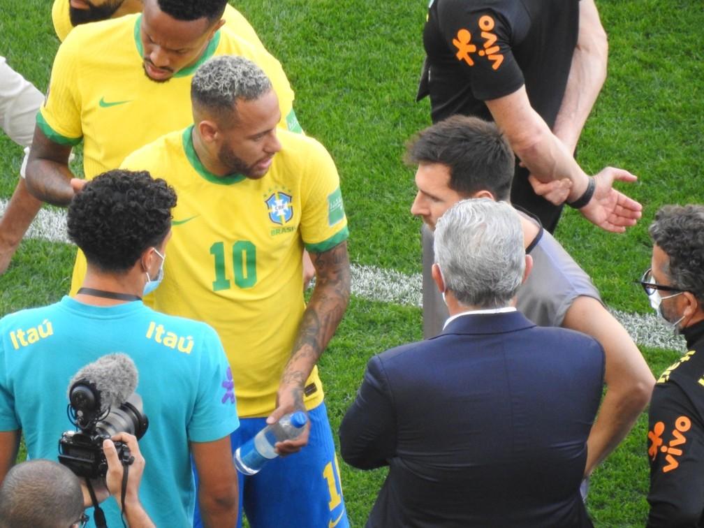 OFF: CBF se diz absolutamente surpresa com ação da Anvisa sobre Brasil x Argentina