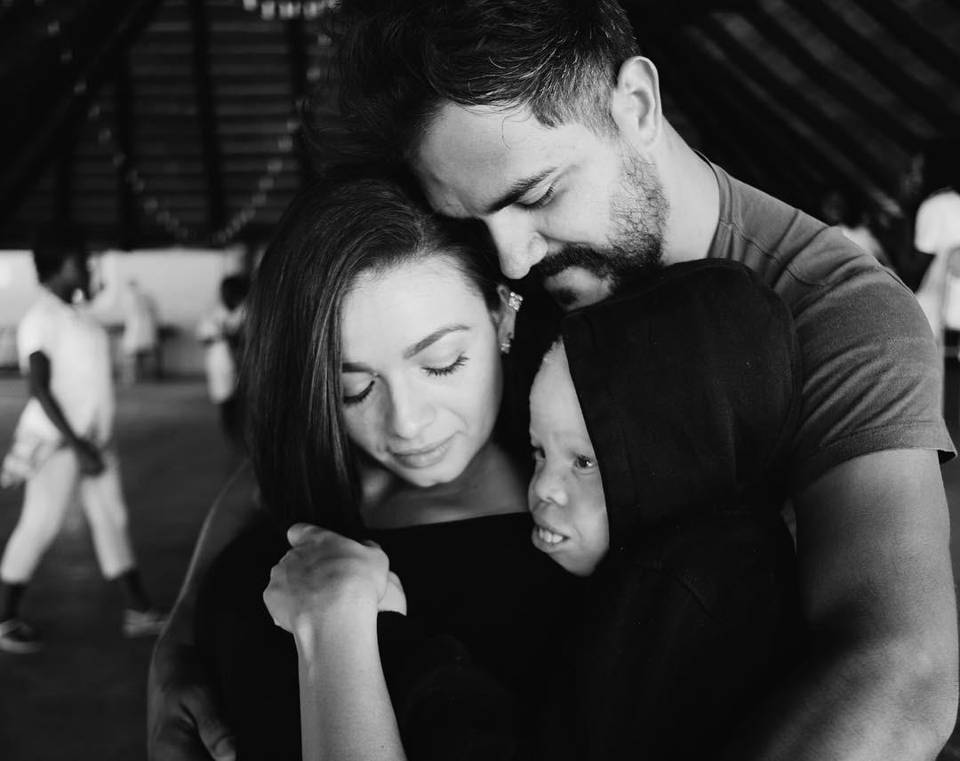 Fotos da viagem missionária de Bruna Marquezine e amigos (Foto: Reprodução/Instagram)