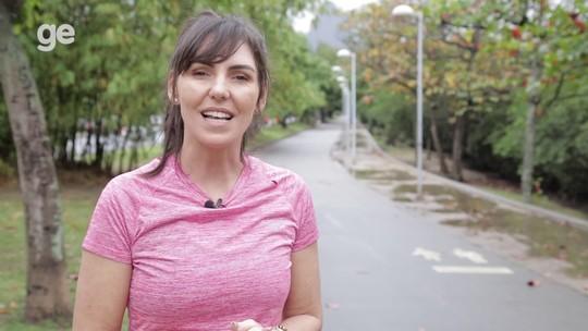 Glenda Kozlowski fala sobre sua paixão por correr