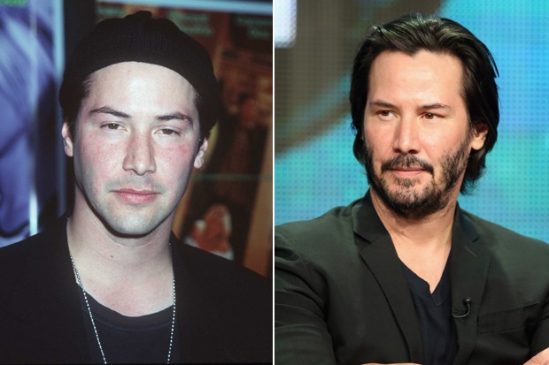 O ator Keanu Reeves (Foto: Getty Images)