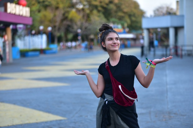 Giovanna Grigio (Foto: Leo Franco/AgNews)