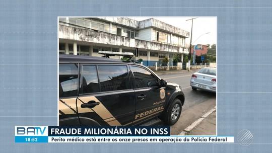 Operação da PF contra fraudes em benefícios previdenciários cumpre 26 mandados na Bahia; prejuízo estimado supera R$11 milhões