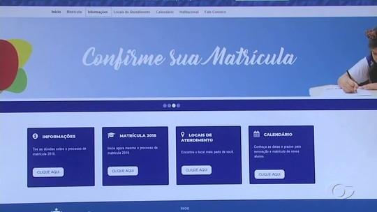 Pré-matrículas online da rede estadual de ensino de Alagoas começam na segunda