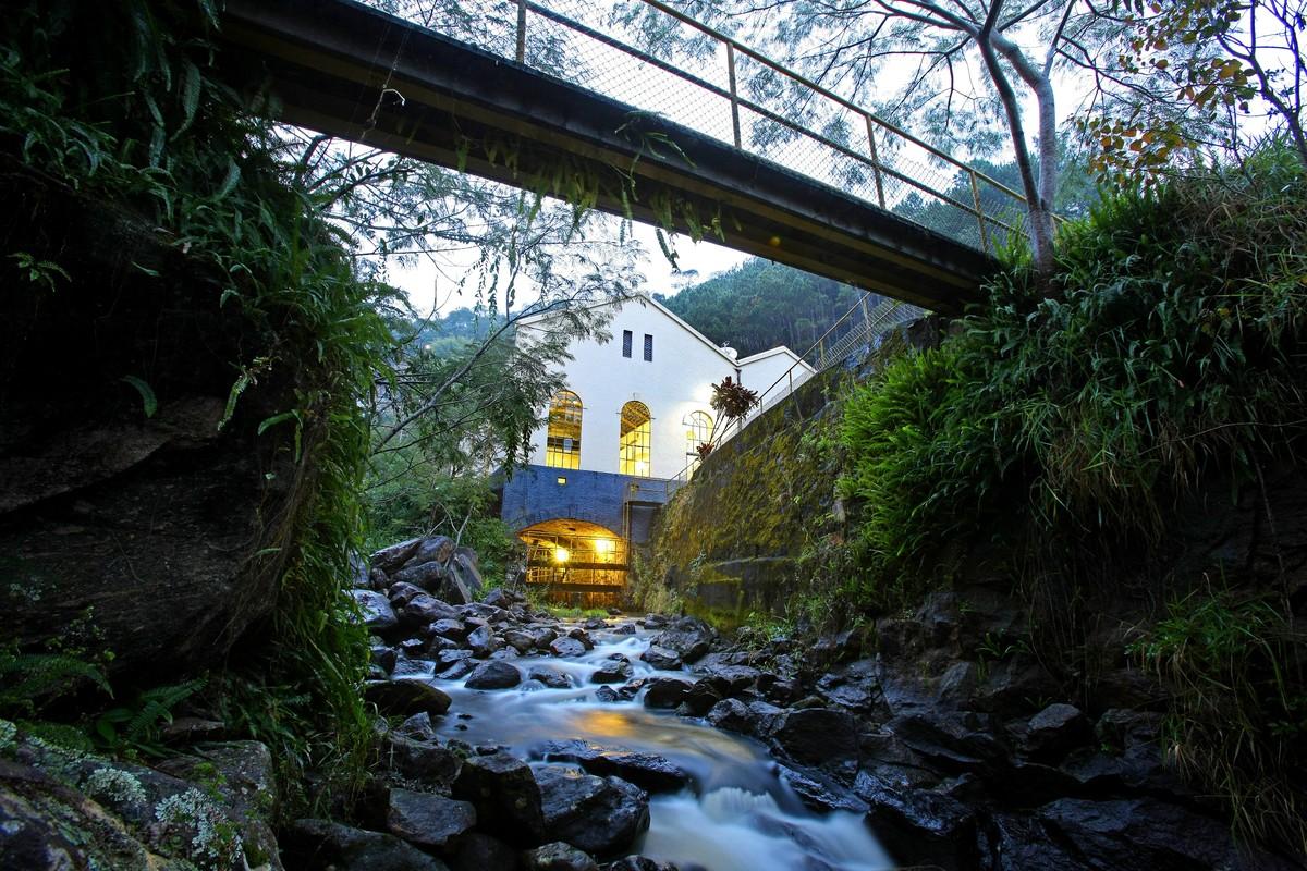 Trilha do Zidedê é atração do Museu da Energia de Salesópolis