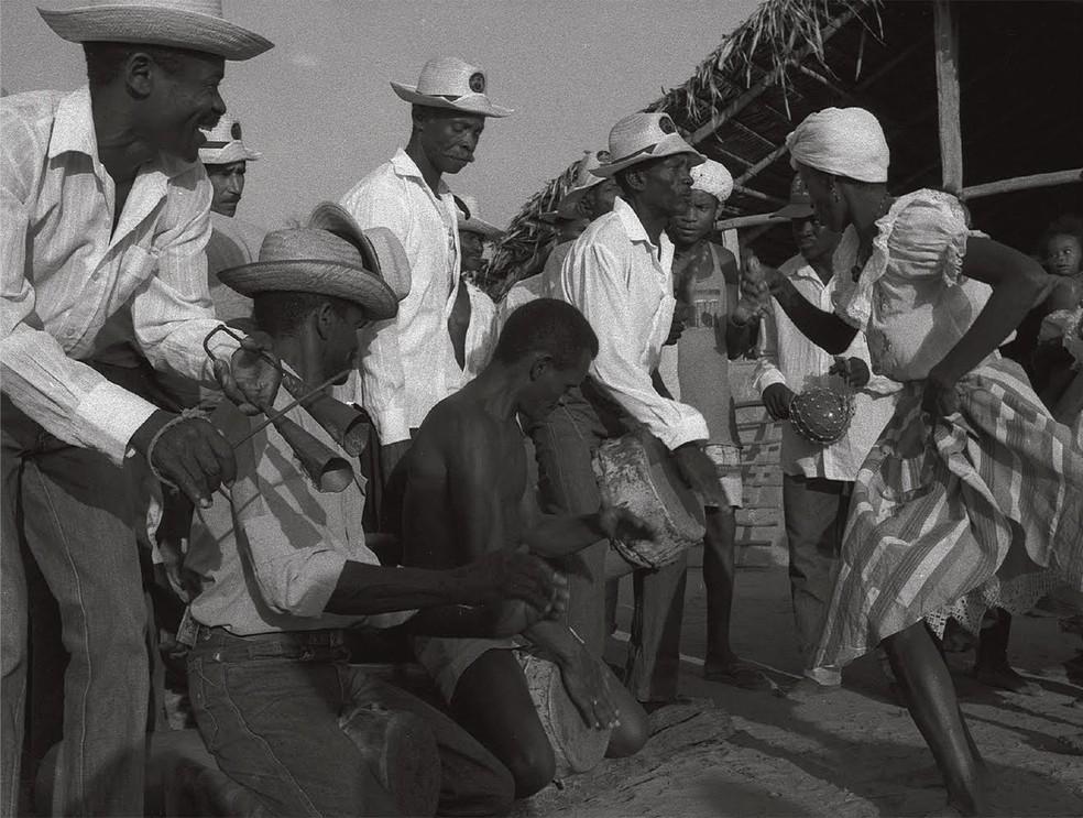 Tradições e cultura de um dos quilombos mais importantes do Brasil foram estarão presentes em exposição fotográfica no Quilombo de Frechal, no Maranhão. (Foto: Christine Leidgens/Arquivo Pessoal)