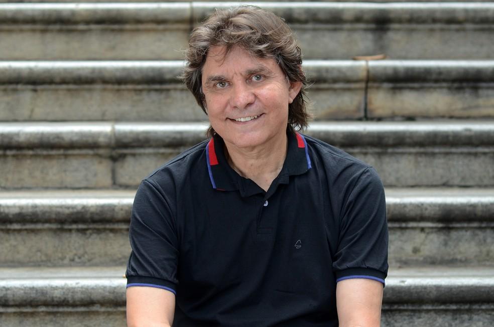 Lô Borges abre e firma parceria com Nelson Angelo no primeiro disco de músicas inéditas em oito anos — Foto: João Diniz / Divulgação